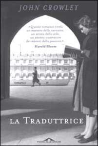 La traduttrice - John Crowley - copertina