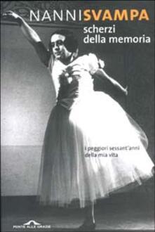 Scherzi della memoria - Nanni Svampa - copertina