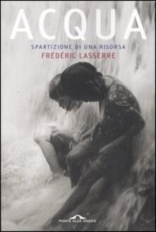 Grandtoureventi.it Acqua. Spartizione di una risorsa Image