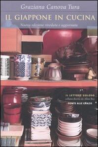 Il Giappone in cucina - Graziana Canova Tura - copertina