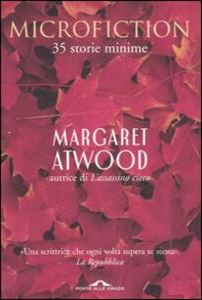 Microfiction - Margaret Atwood - copertina