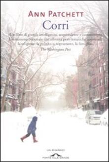 Corri - Ann Patchett - copertina