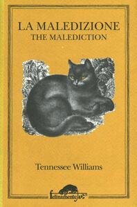 La maledizione - Tennessee Williams - copertina