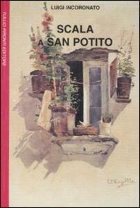 Scala a San Potito - Luigi Incoronato - copertina