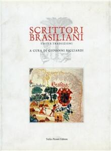 Scrittori brasiliani
