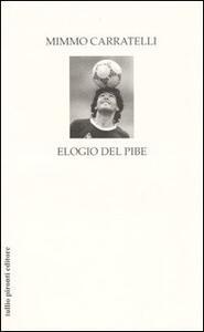 Elogio del Pibe - Domenico Carratelli - copertina