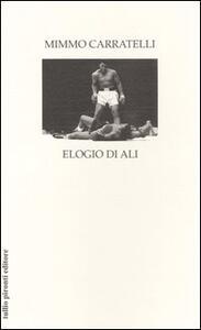 Elogio di Ali - Domenico Carratelli - copertina