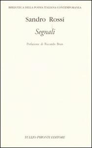 Segnali. Poesie 1945-2004