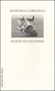 Elogio di Valentino - Domenico Carratelli - copertina