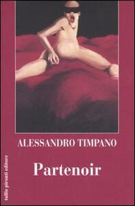 Partenoir - Alessandro Timpano - copertina