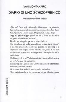 Parcoarenas.it Diario di uno schizofrenico Image