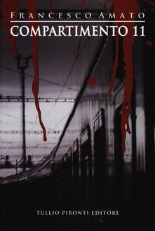 Compartimento 11 - Francesco Amato - copertina