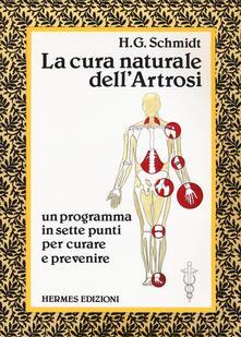 La cura naturale dellartrosi. Un programma in sette punti per prevenire e curare le artrosi.pdf