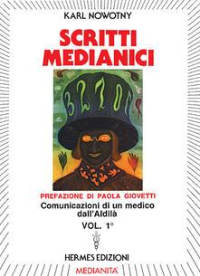 Camfeed.it Scritti medianici. Vol. 1 Image