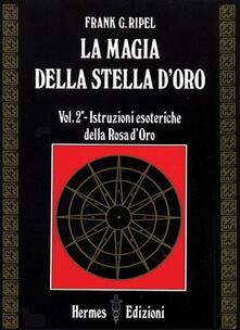 Antondemarirreguera.es La magia della stella d'oro. Vol. 2 Image