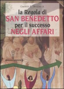 Warholgenova.it La «Regola» di San Benedetto per il successo negli affari Image