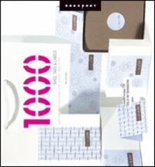 Mille shopper, cartellini & etichette - Kiki Eldridge - copertina