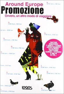 Antondemarirreguera.es Around Europe. Promozione. Ediz. illustrata Image