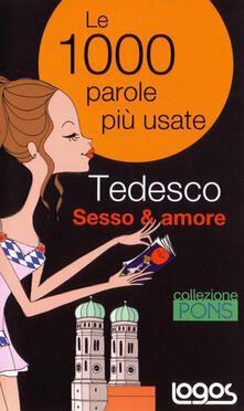Tedesco. Sesso & amore.pdf