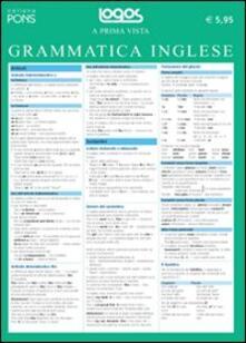Capturtokyoedition.it A prima vista grammatica: inglese Image