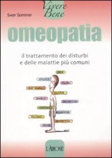 Winniearcher.com Omeopatia. Il trattamento dei disturbi e delle malattie più comuni Image