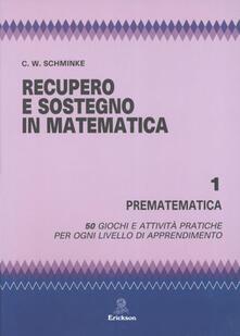 Birrafraitrulli.it Recupero e sostegno in matematica. Prematematica Image