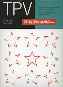 Amatigota.it TPV. Test di percezione visiva e integrazione visuo-motoria Image