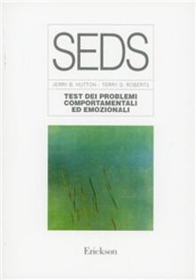 Listadelpopolo.it Seds. Test dei problemi comportamentali ed emozionali Image
