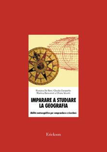 Imparare a studiare la geografia. Abilità metacognitive per comprendere e ricordare.pdf