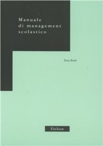 Manuale di management scolastico