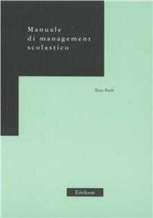 Filippodegasperi.it Manuale di management scolastico Image