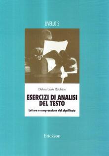 Premioquesti.it Esercizi di analisi del testo. 2° livello. Lettura e comprensione del significato Image