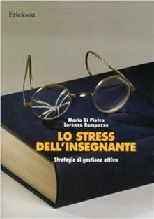 Librisulladiversita.it Lo stress dell'insegnante. Strategie di gestione attiva Image