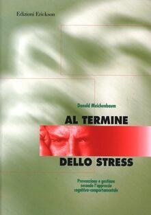 Daddyswing.es Al termine dello stress. Prevenzione e gestione secondo l'approccio cognitivo-comportamentale Image