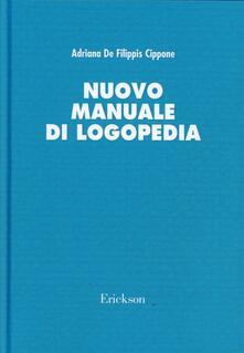 Rallydeicolliscaligeri.it Nuovo manuale di logopedia Image