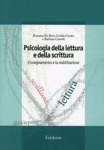 Psicologia della lettura e della scrittura. L'insegnamento e la riabilitazione
