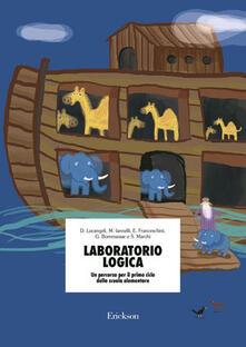 Voluntariadobaleares2014.es Laboratorio logica. Un percorso per il primo ciclo della scuola elementare Image