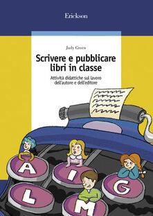 Voluntariadobaleares2014.es Scrivere e pubblicare libri in classe. Attività didattiche sul lavoro dell'autore e dell'editore Image