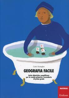 Squillogame.it Kit. Geografia facile. Unità didattiche semplificate per la scuola elementare e media. Con CD-ROM Image