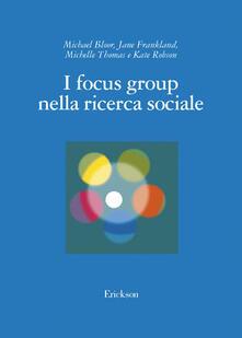 Antondemarirreguera.es I focus group nella ricerca sociale Image