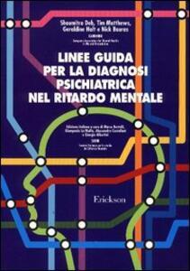 Linee guida per la diagnosi psichiatrica nel ritardo mentale