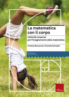Squillogame.it La matematica con il corpo. L'attività corporea per l'insegnamento della matematica Image