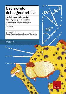Antondemarirreguera.es Nel mondo della geometria. Vol. 2: I primi passi nel mondo delle figure geometriche: le rette nel piano, l'angolo. Image