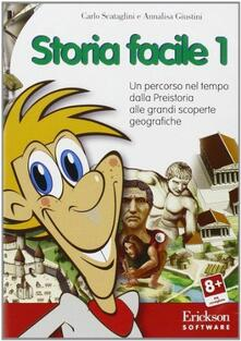 Nordestcaffeisola.it Storia facile. CD-ROM. Vol. 2: Un percorso nel tempo dal 1500 ai giorni nostri. Image