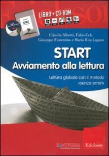 Start. Avviamento alla lettura. Lettura globale con il metodo «senza errori». Kit. Con CD-ROM.pdf