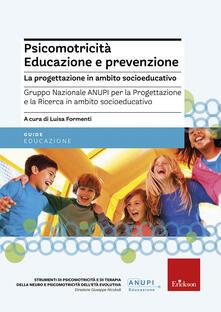 Parcoarenas.it Psicomotricità. Educazione e prevenzione. La progettazione in ambito socioeducativo Image