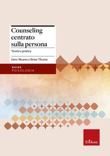Daddyswing.es Counseling centrato sulla persona. Teoria e pratica Image