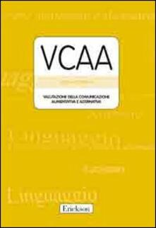 Winniearcher.com VCCA. Valutazione della comunicazione aumentativa e alternativa. Con protocolli Image