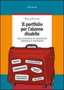 Steamcon.it Il portfolio per l'alunno disabile. Uno strumento di valutazione autentica e orientativa Image