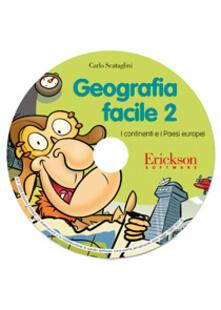 Camfeed.it Geografia facile. CD-ROM. Vol. 2: I continenti e i paesi europei. Image